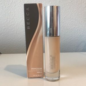 BECCA Makeup - Becca Ultimate Coverage 24 HR Foundation